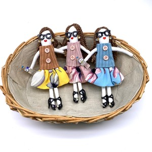 [ 2020NewItem ] Charm Knitted Sweater Handmade Key Ring Bag Charm