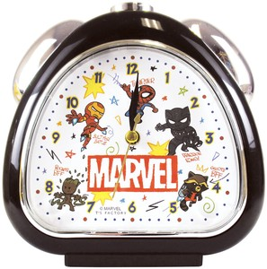 Marvel Rice Ball Clock Graffiti