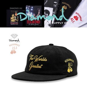 DMND X ALI WORLDS GREATEST CAP  18188
