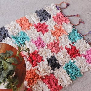 Weaving Colorful Small Mat [ 2020NewItem ]