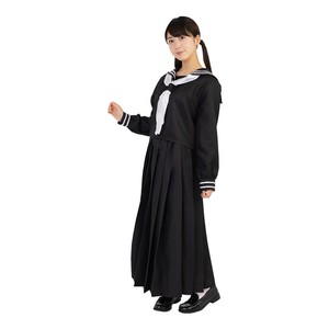 Long Sailor Suit Sailor Suit Cosplay Costume Costume Event