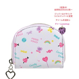 Candy Clamshell Wallet Round Wallet Pop Girl Kids