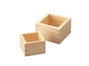 Plain Wood Chinmi Food Container
