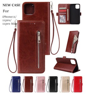 Smartphone Case iPhone Notebook Type Case Stand Effect Card Storage Fine Quality Leather