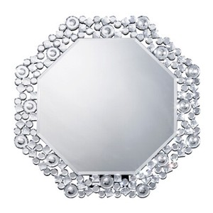Octagon Mirror Crystal