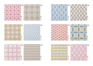 Closs Fun Retro Pattern