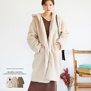 A/W Stand Food Color Scheme Coat Outerwear
