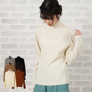 A/W Turtle Neck Knitted Pullover Sweater