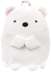 Sumikko gurashi Soft Toy Backpack Polar Bear