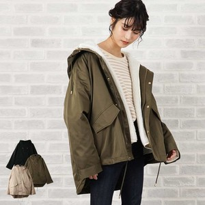 A/W 3WAY Mod Coat Mountain Attached