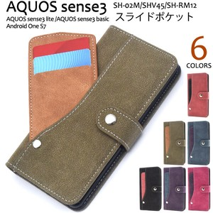 Android One Ride Card Pocket Notebook Type Case
