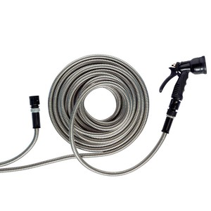 【DULTON ダルトン】STAINLESS STEEL HOSE SET