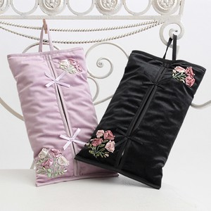 Ribbon Embroidery Hang Tissue Box Cover Series [ 2020NewItem ]