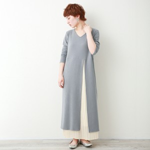 Docking One-piece Dress Color