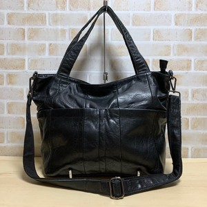 Cow Leather Tote Bag
