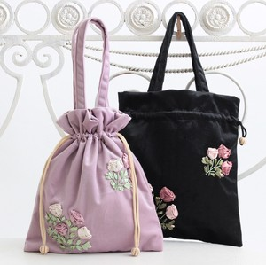 Ribbon Embroidery Pouch Bag Series [ 2020NewItem ]