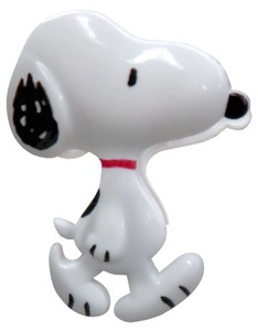 Washing Snoopy