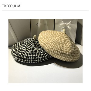 6 Colors Knitted Material Beret