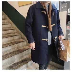 Duffle Coat Men's Coat A/W Chesterfield Coat Coat Men's Jacket