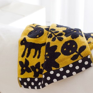 S/S Cat Face Towel Towel Collection