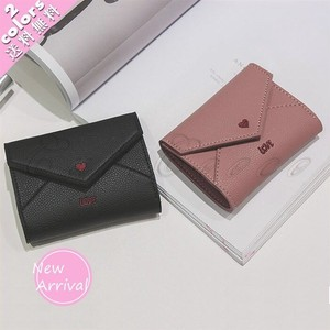 Wallet Ladies Wallet Three Wallet Card Present Gift