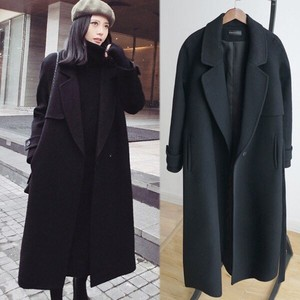 Ladies Long Down Coat Trench Coat Ladies Spring Coat