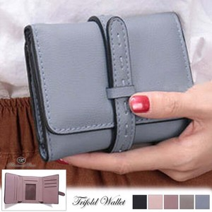 Wallet Ladies Two Compact Short Wallet Multiple Functions Wallet