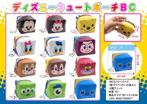 [2019NewItem] Sales Promotion Disney Pouch