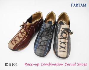 Lace Combi Casual Shoes Trip