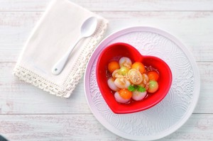 Heart Mini Dish 1 Pc