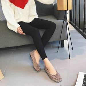 [ 2020NewItem ] Pumps Fur Pumps Ladies Shoes Shoe A/W Flat Pumps