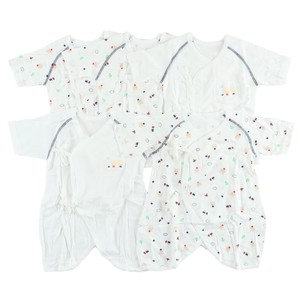 100% Milling Newborn Underwear 5-item Set
