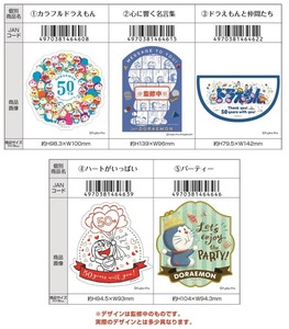 Doraemon Travel Sticker
