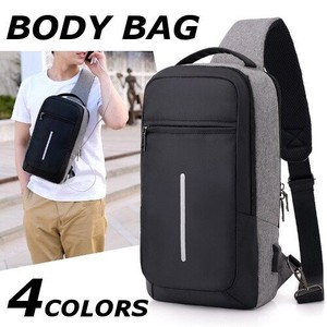 Body Bag Men's Single-shoulder Bag Diagonally Switch Military Body Bag