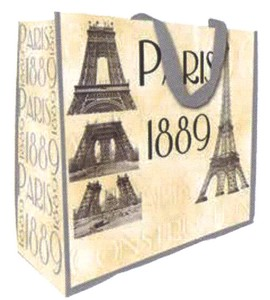 France Shopping Bag