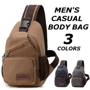 Body Bag Body Bag Men's Ladies Larger Large capacity Diagonally