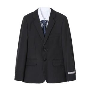 【2019新作】男子スーツ5点セット フォーマル 入学式 紳士服 卒業式 誕生日 黒縦ストライプ