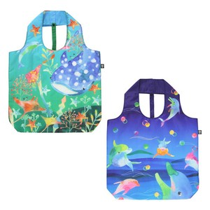[ 2020NewItem ] Eco Bag 2 type Whale Shark Dolphin