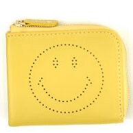 "New ""2020 New Item"" SMILE Punching Free Wallet"
