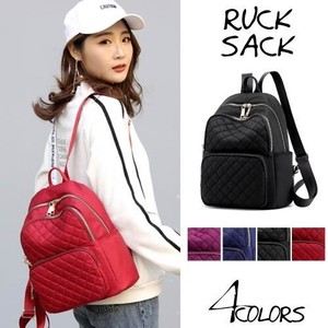 Backpack Ladies Backpack Trip Travel Bag Plain Backpack