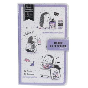 Memo Pad lame Cover Attached Smartphone Cover Memo Pad