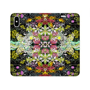 Smartphone Case Midnight Garden
