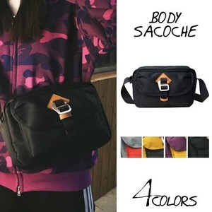 Shoulder Bag Ladies Body Bag Plain Sacosh Diagonally
