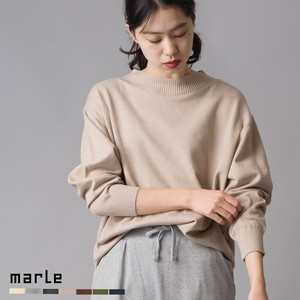 Petit Neck Knitted Pullover