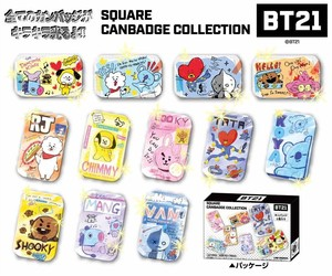 Square Badge Collection