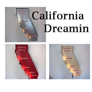 【インパクト大】California Dreamin LIGHT