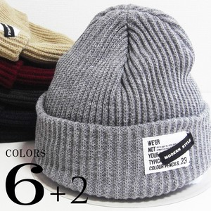Snow Board A/W Knitted Cap Patch MODERN Acrylic Watch Cap Cap
