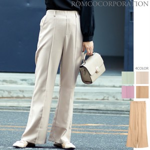 [ 2020NewItem ] pin Tuck Flare Pants