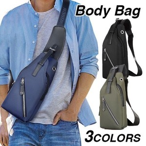 Body Bag Men's Single-shoulder Bag Diagonally Sacosh Military Body Bag