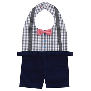 Dress Up Bib Gingham